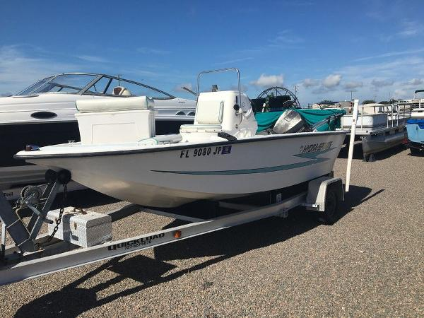 1997 Hydra-Sports boat for sale, model of the boat is 16cc & Image # 1 of 8