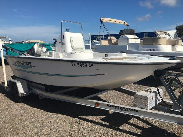1997 Hydra-Sports boat for sale, model of the boat is 16cc & Image # 2 of 8