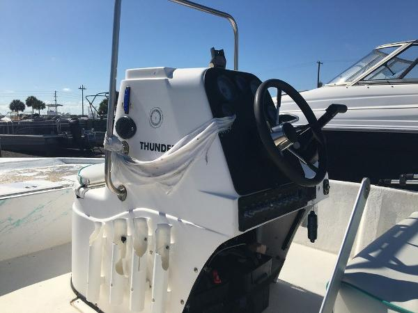 1997 Hydra-Sports boat for sale, model of the boat is 16cc & Image # 5 of 8