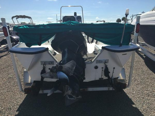 1997 Hydra-Sports boat for sale, model of the boat is 16cc & Image # 7 of 8