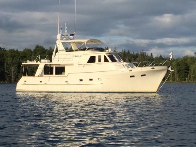 53' Grand Alaskan 2002