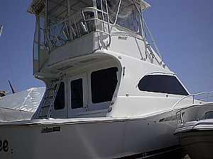 2001 Luhrs 400 Convertible