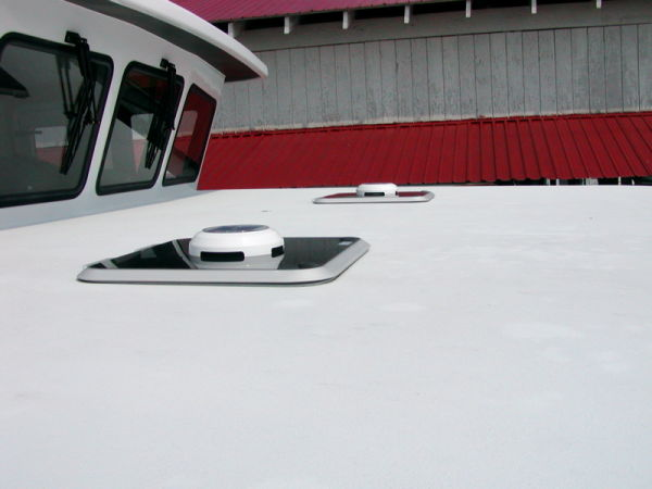 55' Power Cat Mycat Mid-Deck