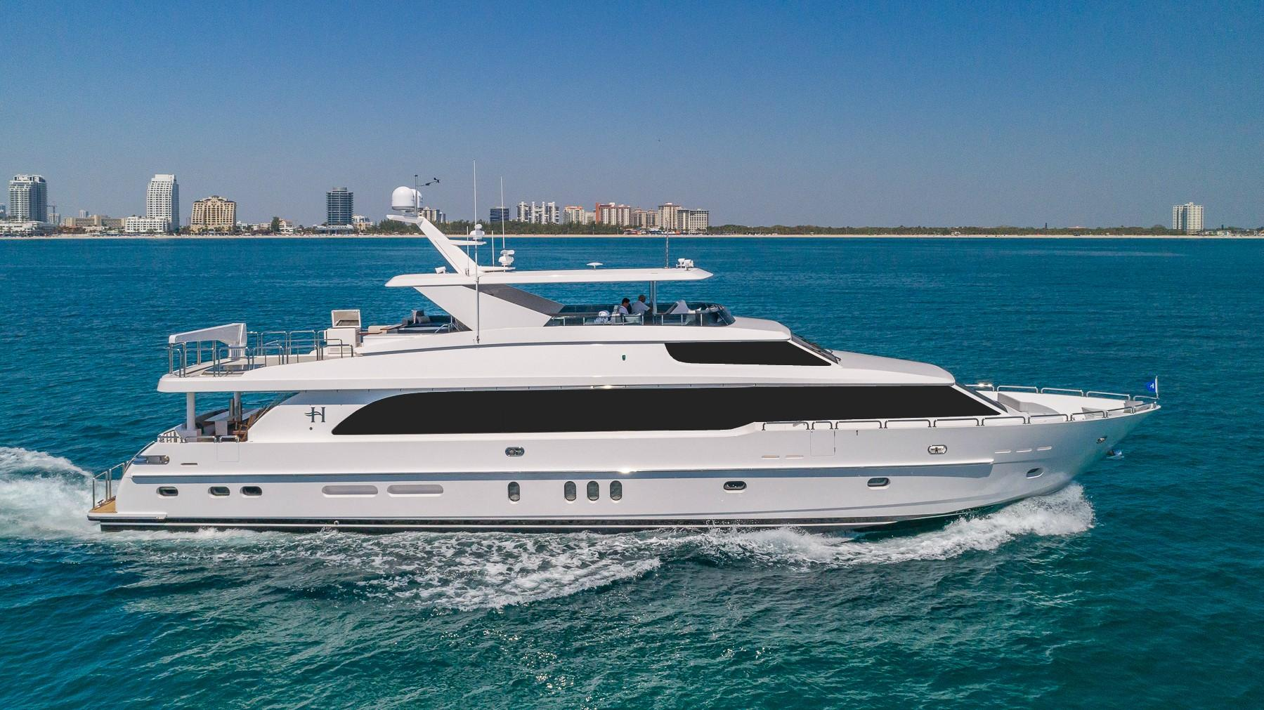 2018 Hargrave 100 Motor Yacht Hmy Sales 33976 Fuel Filter Raised Pilothouse