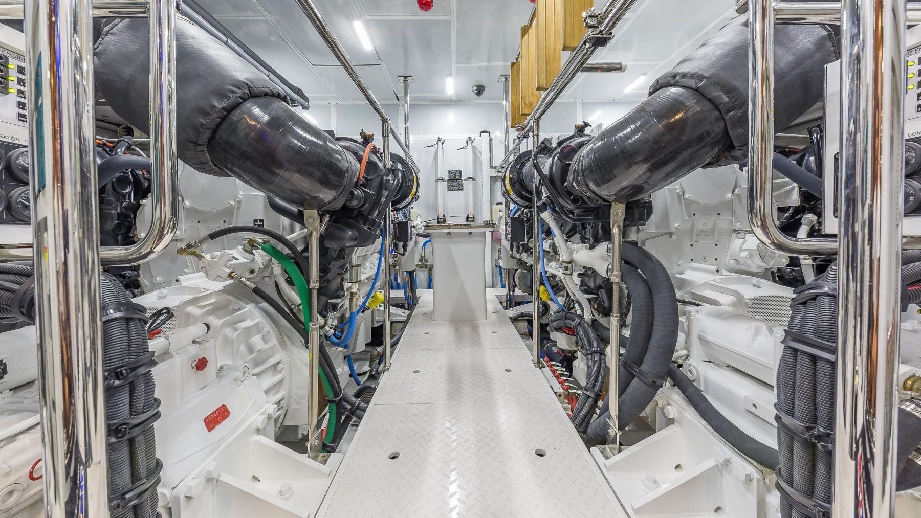 2018 Hargrave Raised Pilothouse 33976 Fuel Filter