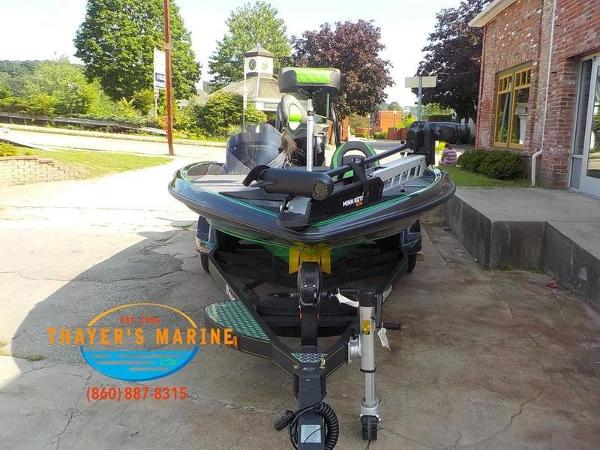 2019 Triton boat for sale, model of the boat is 20TRX Patriot & Image # 3 of 52