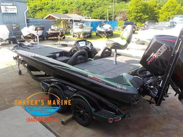 2019 Triton boat for sale, model of the boat is 20TRX Patriot & Image # 5 of 52