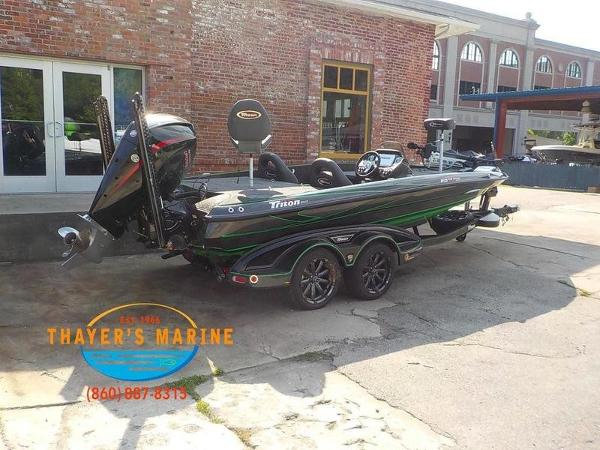 2019 Triton boat for sale, model of the boat is 20TRX Patriot & Image # 8 of 52