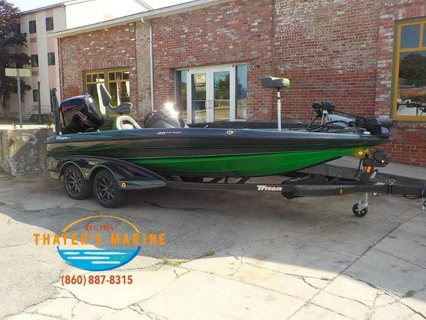 2019 Triton boat for sale, model of the boat is 20TRX Patriot & Image # 9 of 52