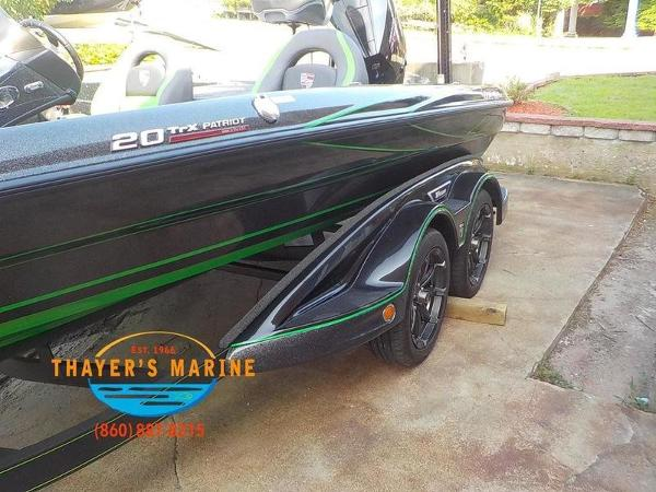 2019 Triton boat for sale, model of the boat is 20TRX Patriot & Image # 15 of 52