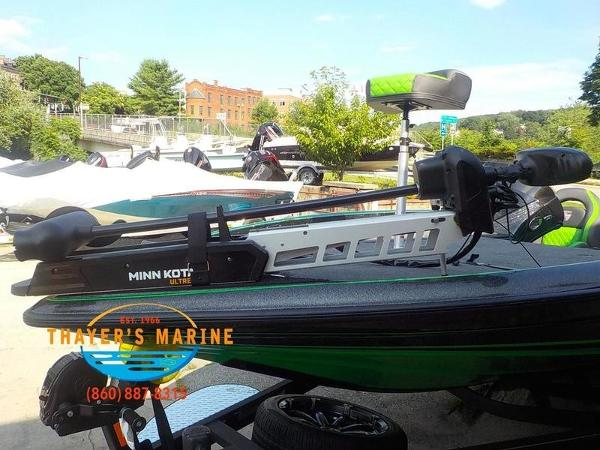 2019 Triton boat for sale, model of the boat is 20TRX Patriot & Image # 17 of 52