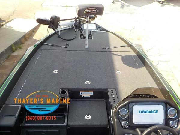 2019 Triton boat for sale, model of the boat is 20TRX Patriot & Image # 24 of 52