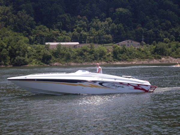 Baja 30 OUTLAW SST High Performance Boats. Listing Number: M-3857211