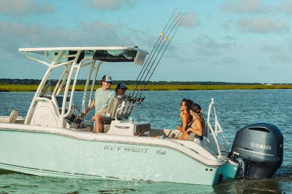 2021 Key West boat for sale, model of the boat is 239 FS & Image # 30 of 42