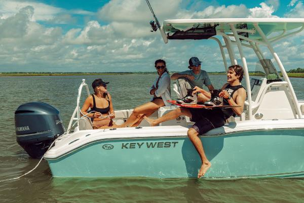 2021 Key West boat for sale, model of the boat is 239 FS & Image # 36 of 42