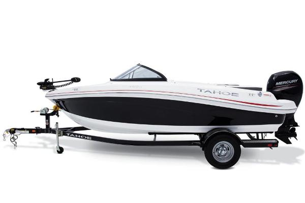 2018 Tahoe boat for sale, model of the boat is 450 TF & Image # 5 of 36