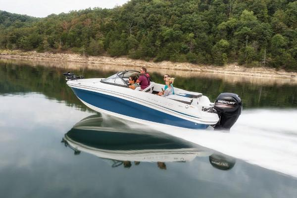 2018 Tahoe boat for sale, model of the boat is 450 TF & Image # 9 of 36