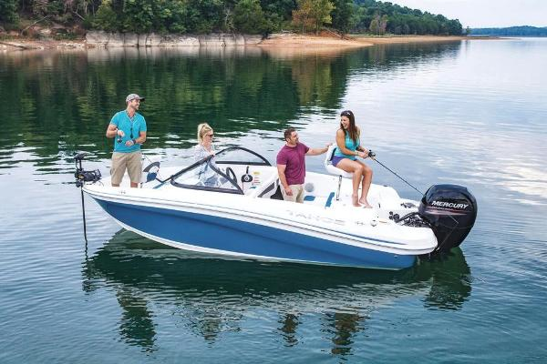 2018 Tahoe boat for sale, model of the boat is 450 TF & Image # 11 of 36