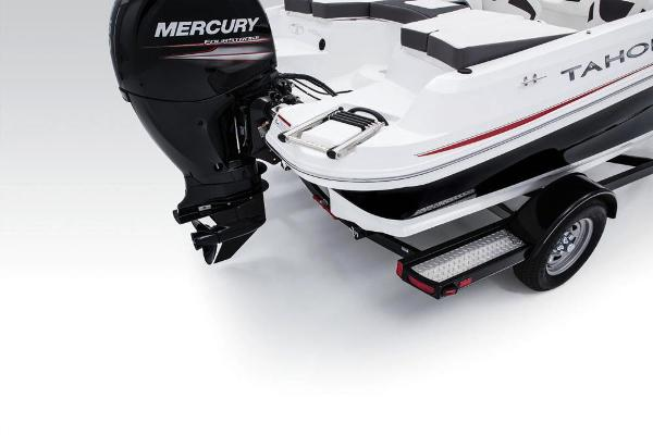 2018 Tahoe boat for sale, model of the boat is 450 TF & Image # 12 of 36