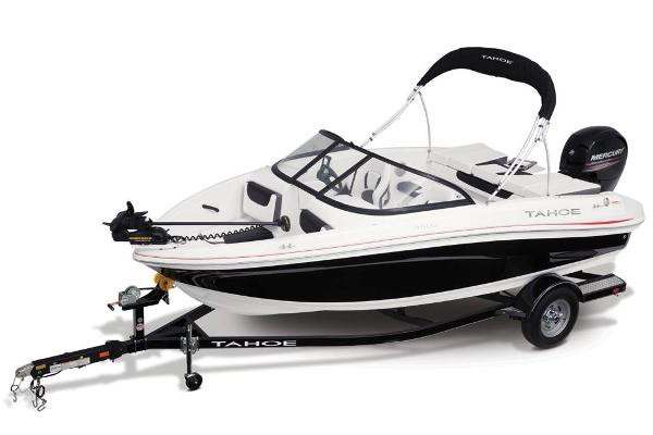 2018 Tahoe boat for sale, model of the boat is 450 TF & Image # 3 of 36