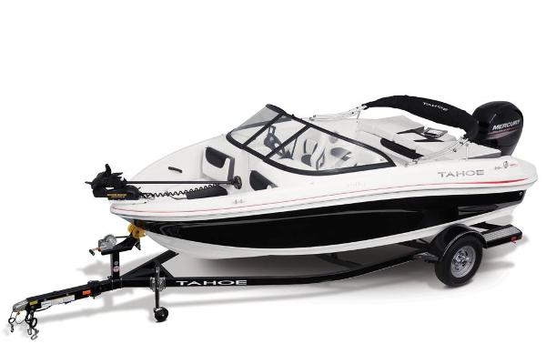 2018 Tahoe boat for sale, model of the boat is 450 TF & Image # 2 of 36