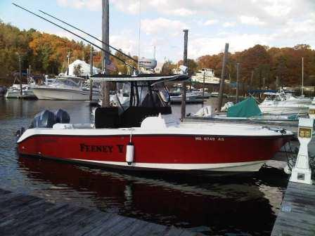 Edgewater 245 CC Sports Fishing Boats. Listing Number: M-3807227