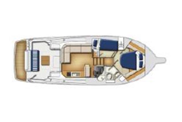 Riviera 3600 layout