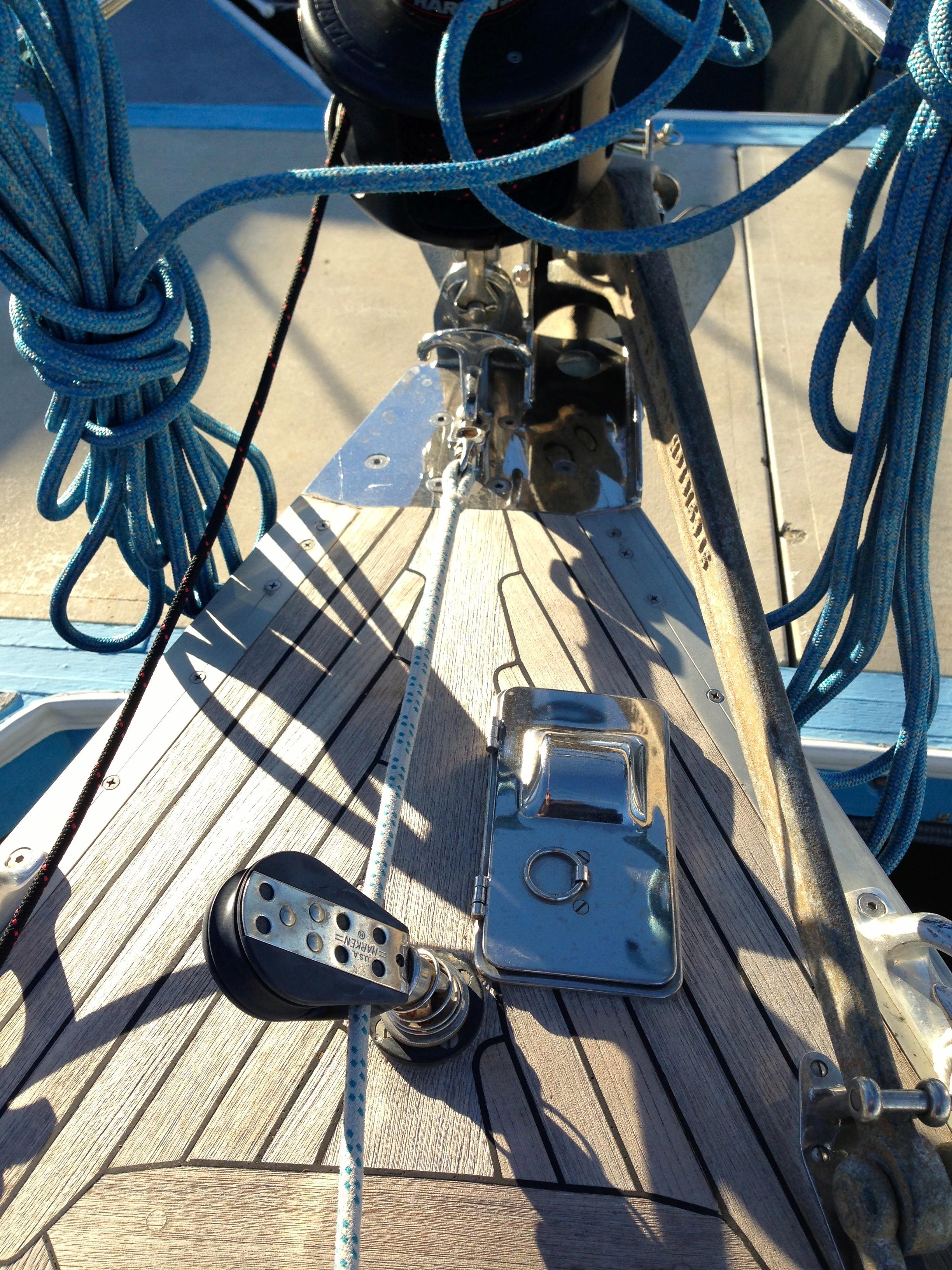40 Swan 1996 Blue Moon For Sale In San Diego California