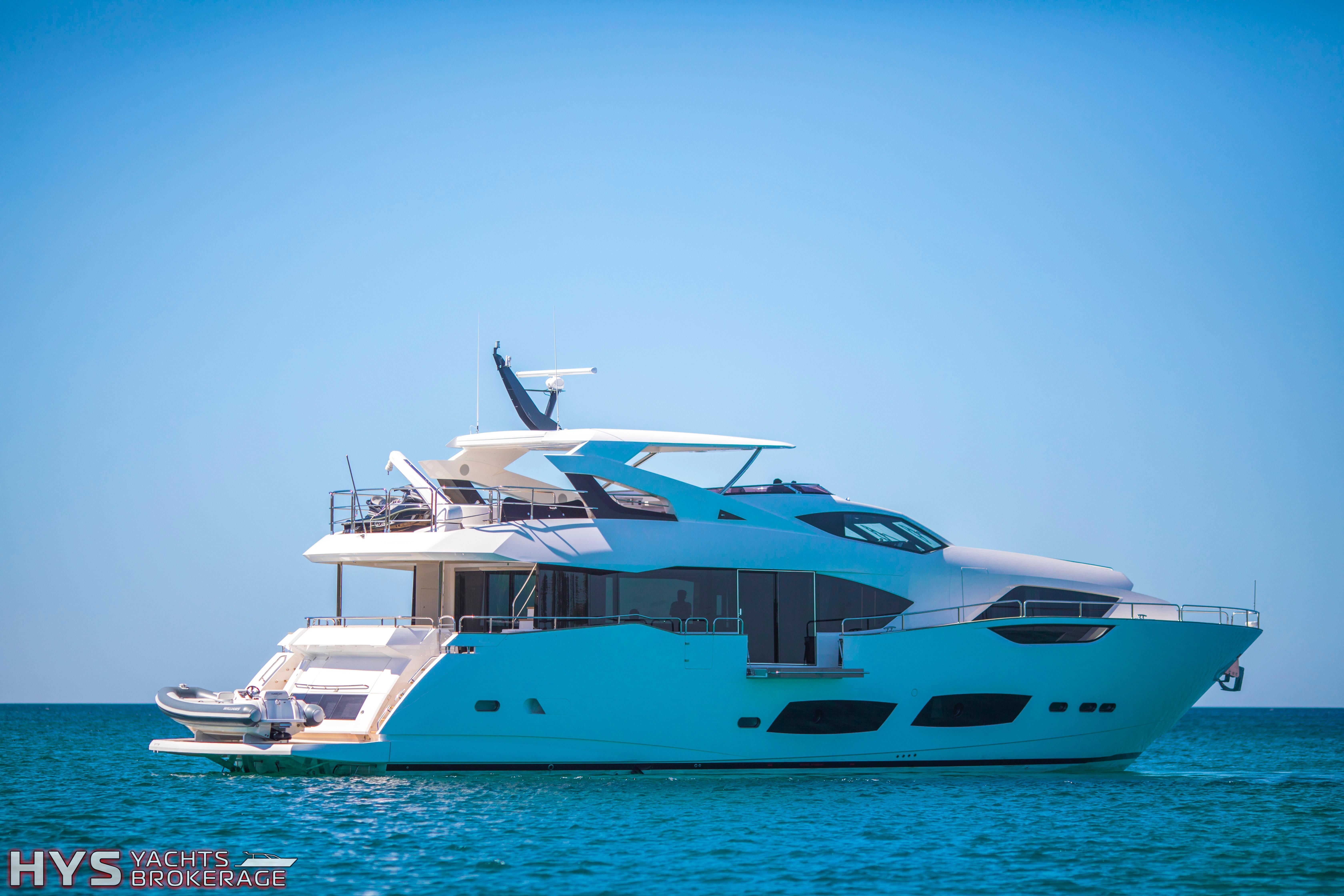 92 ft Sunseeker 95 Yacht