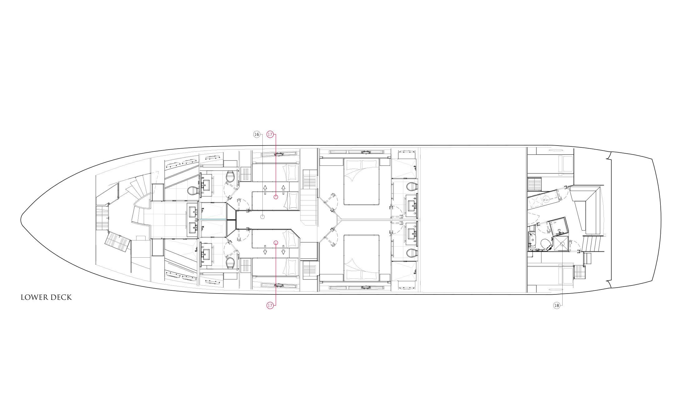 M Y Endless Summer 95 Yacht Sunseeker Philippines Schematic Diagram 7230 1