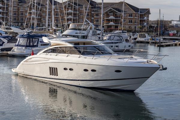 Princess Motor Yacht Sales - Used Princess V62