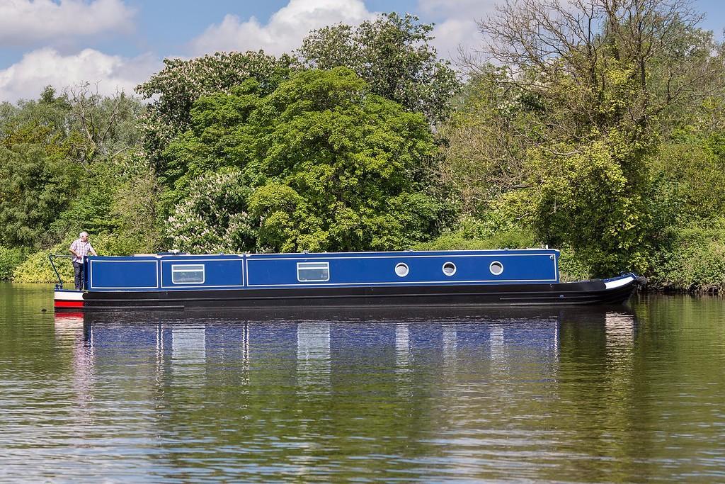 Tyler Wilson / Broom 58' Narrowboat