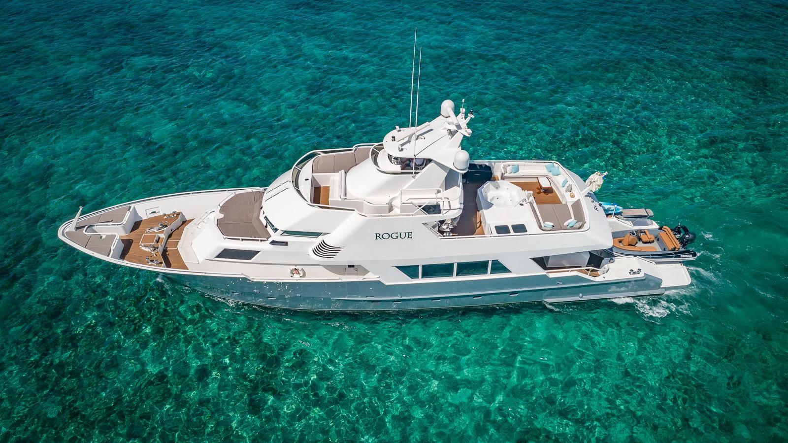 1984 Poole Chaffee 105 Motor Yacht Hmy Yacht Sales