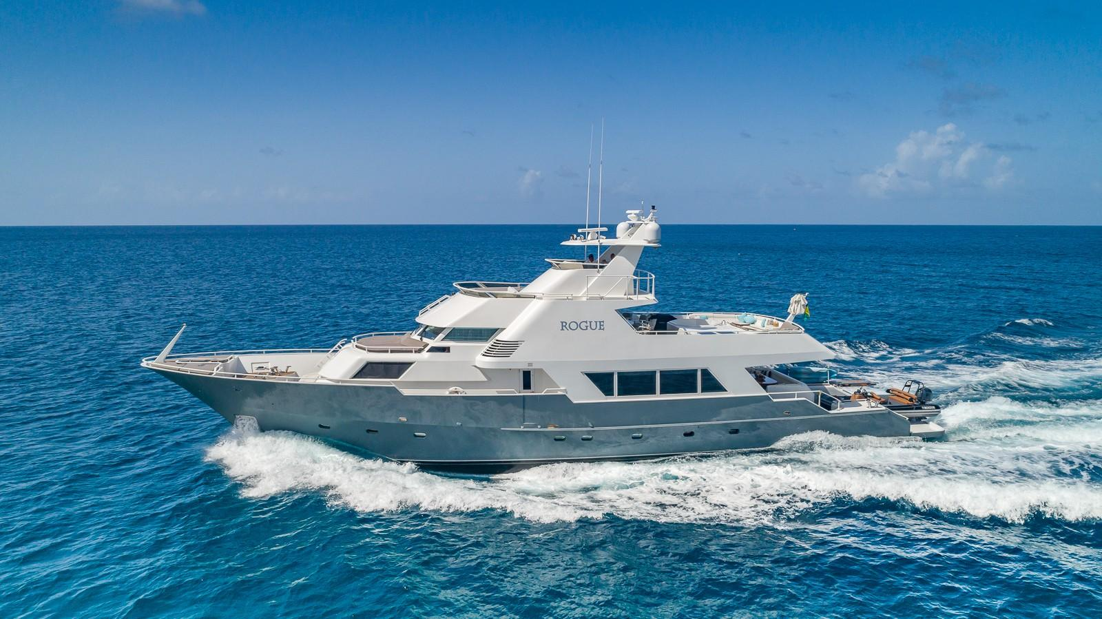 105 Poole Chaffee Rogue 1984 Ft Lauderdale Denison Yacht Sales