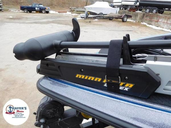2018 Triton boat for sale, model of the boat is 20 TRX & Image # 13 of 42