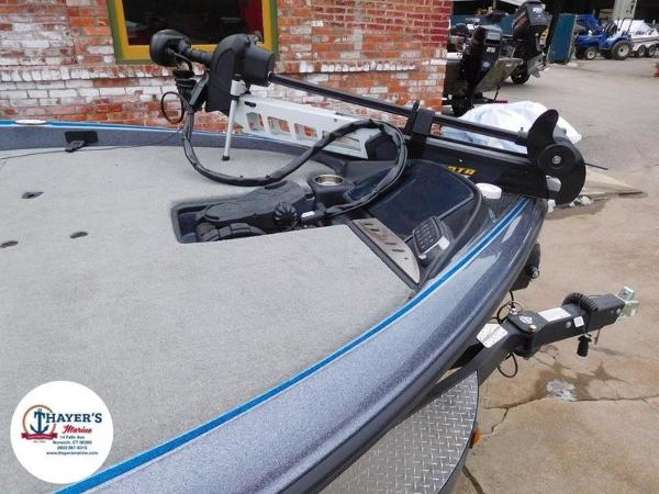 2018 Triton boat for sale, model of the boat is 20 TRX & Image # 27 of 42