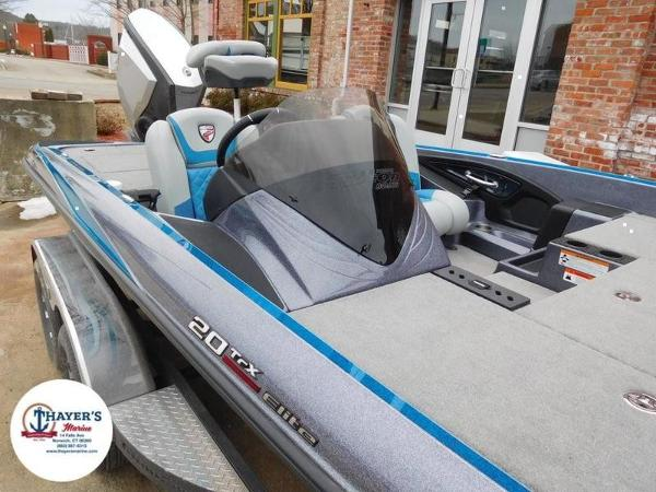 2018 Triton boat for sale, model of the boat is 20 TRX & Image # 30 of 42