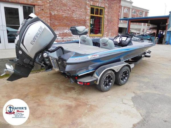 2018 Triton boat for sale, model of the boat is 20 TRX & Image # 37 of 42
