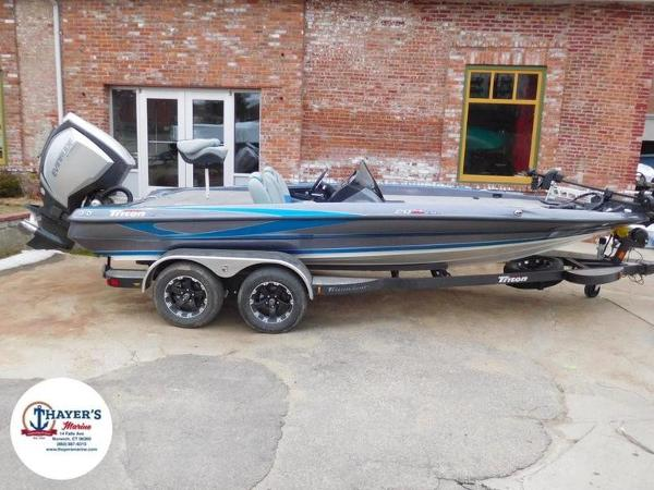 2018 Triton boat for sale, model of the boat is 20 TRX & Image # 41 of 42
