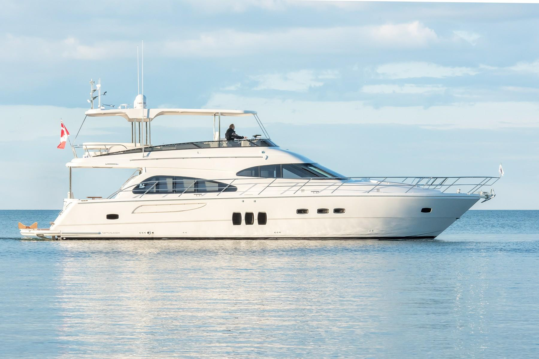 65 ft Neptunus 625 Flybridge