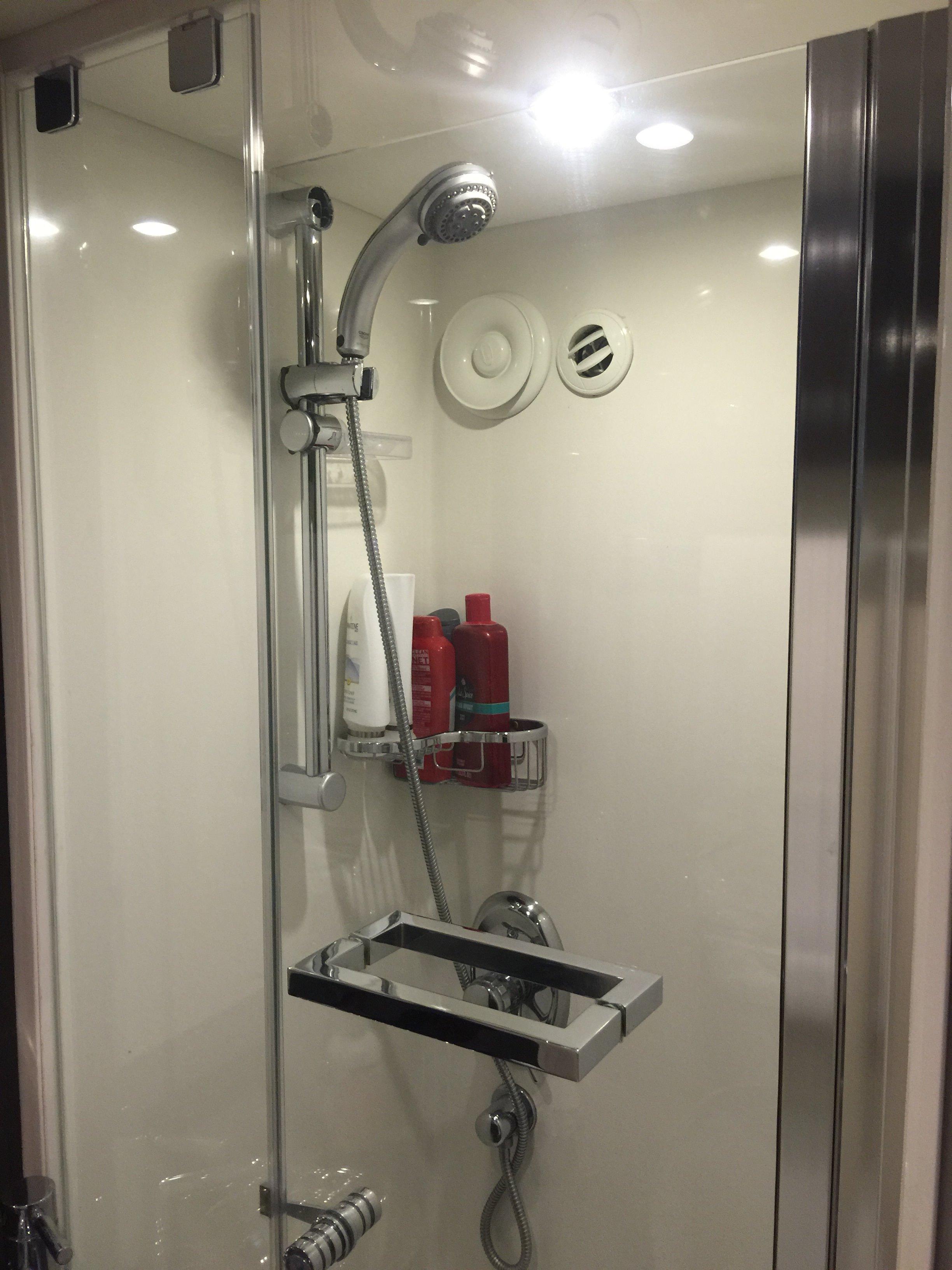 Crew Shower