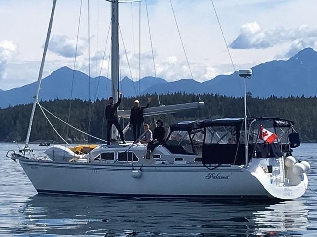 44 Catalina Paloma 2007 Vancouver | Denison Yacht Sales