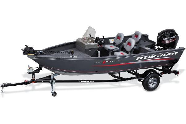2016 Tracker Boats Pro Guide V-16 Sc