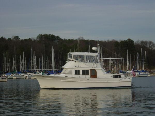 43' Albin Classic Double Cabin Trawler