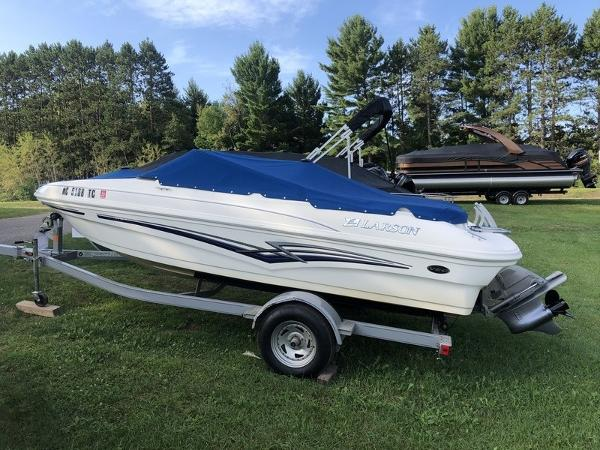 2008 LARSON 180 BOW RIDER for sale