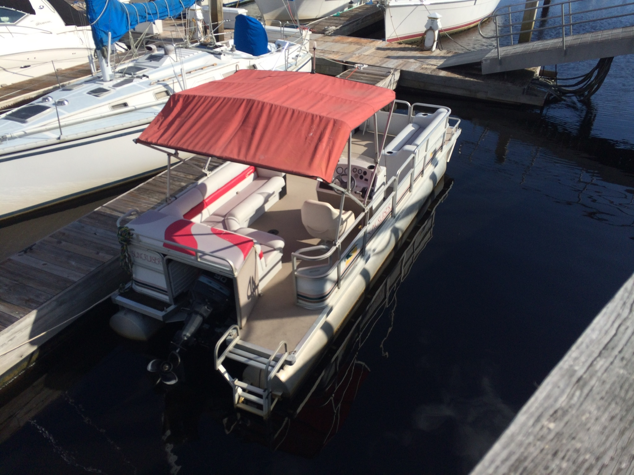 Suncruiser Pontoon boat - Photo: #4