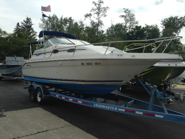 1994 Sea Ray 250EC