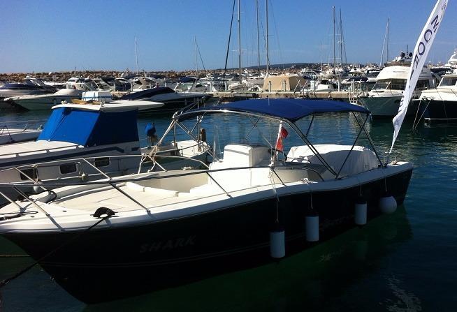 White Shark 285 Boat For Sale