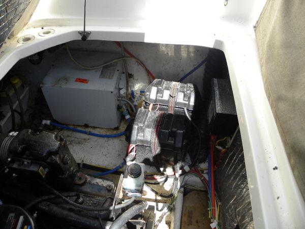 Twin Batteries & Hot Water Heater