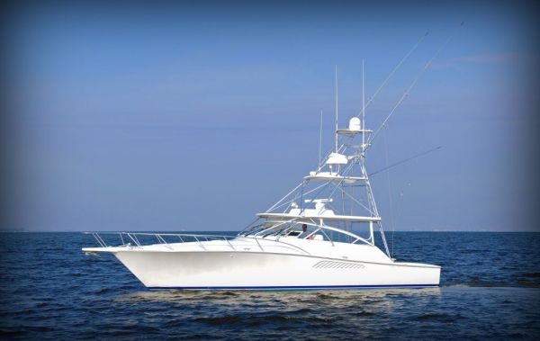 Viking Open with Tower Sports Fishing Boats. Listing Number: M-3537247